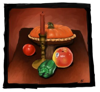 Still Life by littlewing09