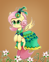 Flutters by Bloodatius