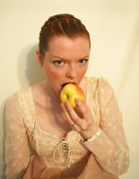 Apple Portrait 1 by chamberstock