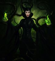 Maleficent - Once Upon A Dream by ParadisiacPicture