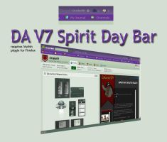 DA V7 Spirit Day Bar by Drake09