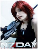 Happy N7 Day!!!!!! by IssssE