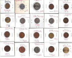 Coin Collection part 6 by juliorabbit2