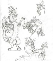 Discord Sketches by Galaxy-Dragon