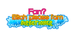 Fan? Bitch pleas I'am Directioner by PaolaM
