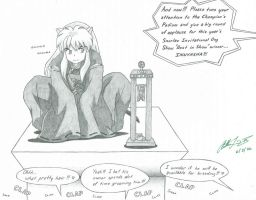 Inuyasha - Best in Show by bfsnorlax