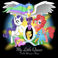 My Little Queen by HAK2