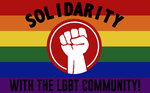 SOLIDARITY With The LGBT Community! by OmicronPhi