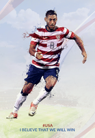 Clint Dempsey by Volture