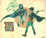 Teen Titans by theonlybriman47