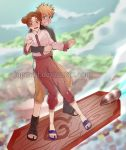 NaruTen: Riding the Skies Entwined by JuPMod