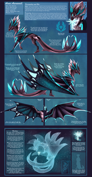 Aveil_ReferenceSheet by ShadowOfSolace