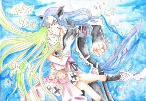 Rune factory 4 Frey Dylas by HimenoRenai