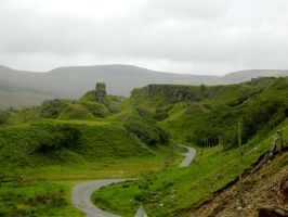 The Fairy Glen by Aydra
