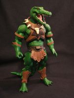 MOTUC custom Swamp Chomp 2 by masterenglish