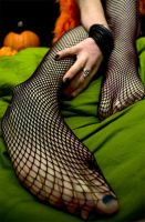 Fishnets by r3ki