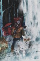 Little_Ghost_Riding_Hood by Felicity-MadHatter