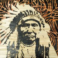 Chief Joseph by cxcdrummer