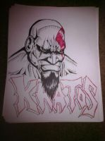 Kratos by RUFIX