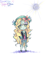 Lagoona Blue by mochatchi