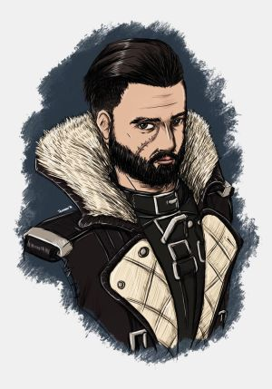 Elder Maxson by Tevarro