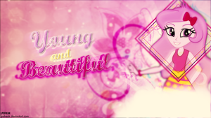 Young And Beautiful by illumnious