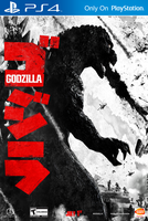 Godzilla (2015 game) (Movie Poster Version) (PS4) by imperial96