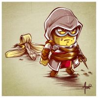 Banana Creed by AlbertoArni