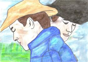 Brokeback Mountain. by Buhla