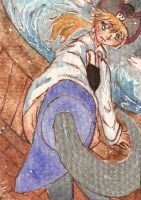 Aceo 035 - Pay with you live by Kaitourose