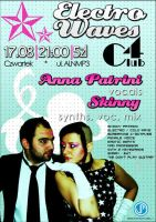 Skinny Patrini at Club4 by traance