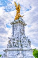 Queen Victoria Memorial by AndrewToPhotography
