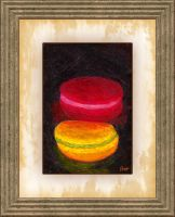 Macarons by fmr0