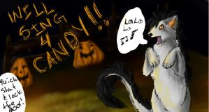 will sing for candy by tsumeuchiha