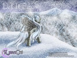 Winter Storm Fairy by FlyingPony