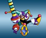 DWN-060 Clown Man by MSipher