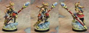 Sun Wukong by AnneCooper