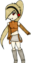 UTAU-Vocaloid OC Lucetta by Universally-Skullie