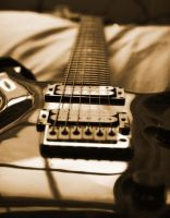 Guitar by 100-days