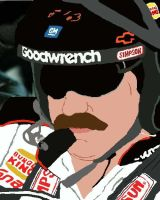Dale Earnhardt by cloudzero85