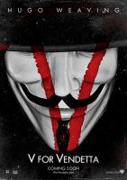 V for Vendetta - V by Alecx8