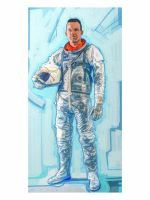 Gordon Cooper, Mercury Astronaut by strib