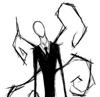 Slender man by BrokenDoll777