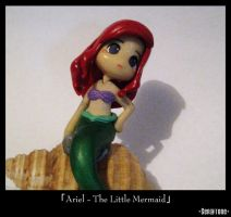 Ariel - Pinky:st Custom by mini-may
