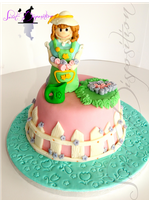 Gardener Cake by sweetdisposition14