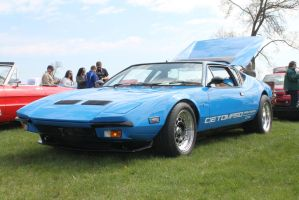 De Tomaso by SwiftysGarage