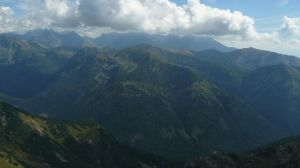 tatra mountains V by Notmeister