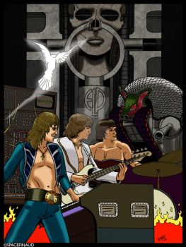 EMERSON LAKE AND PALMER by finaud82