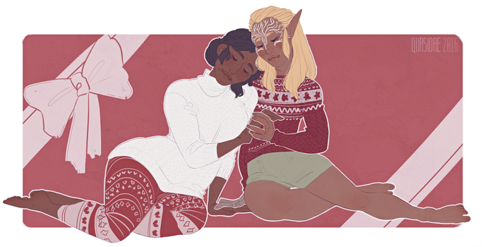 [DAI] Arlaphine request by Qursidae