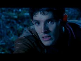 Merlin at 2x13.. by MagicalPictureMaker
